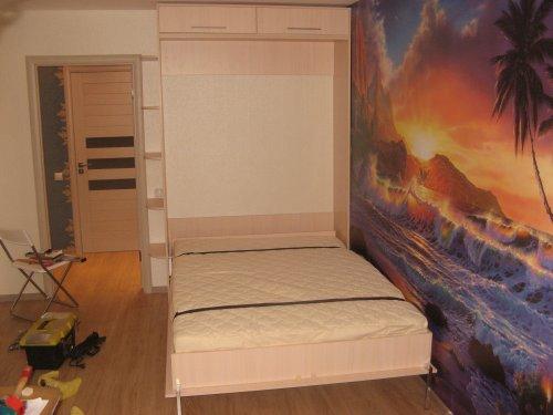 Двуспальная кровать-трансформер купить