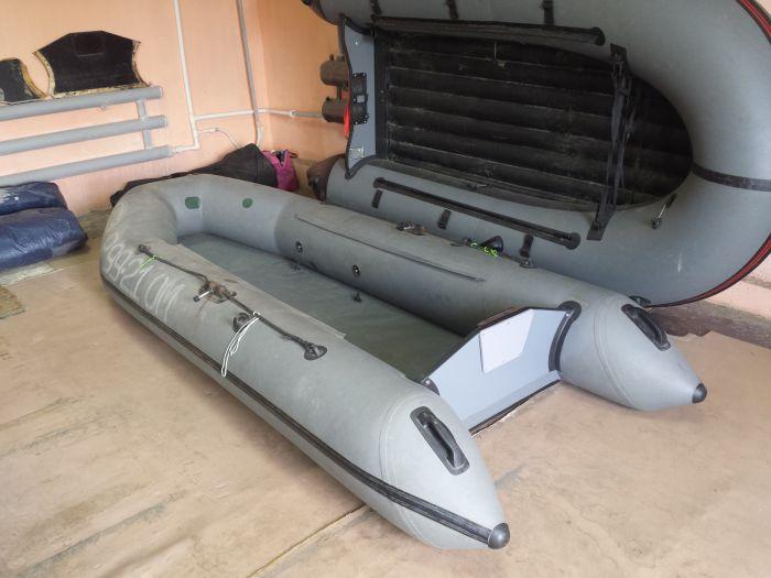 тюнинг для лодок пвх омск